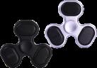 VMAX Finger Spinner mit Lautsprecher, Bluetooth und microSD-Slot