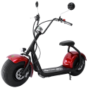 Ridelec SUV Electro Scooter - 20 km/h - rot