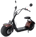 Ridelec SUV Electro Scooter - 20 km/h - braun