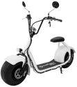 Ridelec SUV Electro Scooter - 20 km/h - weiss