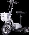 eMOVE MOTORS Trippy - 20 km/h - silber