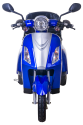 eMOVE MOTORS 3-Mover - 20 km/h - blau