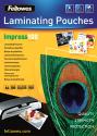 Fellowes Laminierfolie, A4, 100 micron, 100er Pack