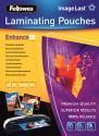 Fellowes Pochettes, A5, 80 micron, paquet de 25