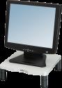 Fellowes Standard - Monitor Ständer - Bis 17 - Platingrau