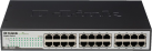 D-Link DGS-1024D - Gigabit Switch - 24-Port - Schwarz