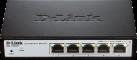D-Link DGS-1100-05/E - Schwarz