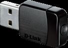 D-Link Wireless AC DWA-171 - Adaptateur réseau -  Dual Band - Noir