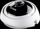 D-Link DCS-4622 - Caméra panoramique - Full HD - Blanc