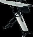LAURASTAR Smart i -  fer à repasser - Pression de la vapeur : 3.5 bars - Blanc/Gris