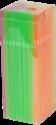 Metaltex pailles - 225 pièces - Multicolor