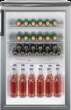 Whirlpool ADN 140 - Réfrigérateur vitré - 200 W - Blanc