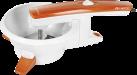 Ariete 261 - Elektrisches Püriersieb - 25 Watt - Weiss/Orange
