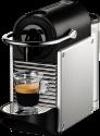 De'Longhi Pixie EN 125.S - Nespresso Kapselsystem - 1260 W - Leicht abnehmbarer 0,7 l Wassertank - Silber