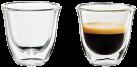 De'Longhi Espresso - doppelwandige Thermogläser