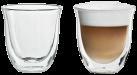 De'Longhi Cappuccino - doppelwandige Thermogläser
