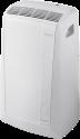 De'Longhi Pinguino - Mobiles Klimagerät - Mit Luft-Luft System - Weiss