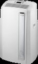 DE-LONGHIPAC ANK92 Silent - Condizionatore portatile - 10.000 BTU/ 2,5 kW - Bianco