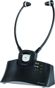 Meliconi HP STETO - Cuffie TV - Wireless - Nero