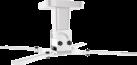 Meliconi Pro 100 - Montaggio a soffitto - Bianco