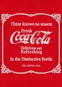 Coca-Cola Classic - Couverture polaire