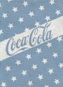 Coca-Cola Stars - Fleecedecke