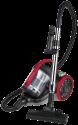 POLTI Forzaspira C110 - aspirateur - puissance 1400 W - rouge/noir