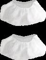 POLTI Bracelet de cheville - Pour Unico - 2 piéces - Blanc