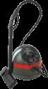 POLTI PTEU 0258 Classic 55 Vaporetto - Dampfreiniger - 1500 Watt - Schwarz/Rot