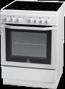 Indesit I6VMH2A(W)/GR - Four - 61 l - Classe d'efficacité énergétique: A - Blanc