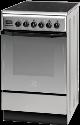 Indesit I5V7H6A(X)/EU - Kochherd - 60 l - Energieeffizienzklasse: A - Edelstahl