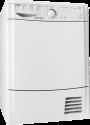 Indesit IDPA 745 A ECO - Asciugatrice- Capacita. 7 kg - bianco