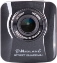 MIDLAND Street Guardian - Dashcam - Full HD - Schwarz