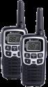 Midland XT50 - Walkie Talkie - 8 Kanäle - Grau / Schwarz