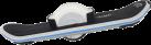 Landglider Hover Wheel V7LED - Elektro-Hover Wheel - 18 km/h - blanc/noir