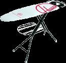 HOOVER Iron Speed Milano - planche à repasser - blanc