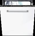 CANDY CDI 2D36 - Geschirrspüler - Energieeffizienzklasse A++ - Fassungsvermögen (Massgedecke) 13 - Weiss