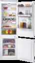 CANDY CKBBS 174 FT - Réfrigérateur combiné encastrable - Classe d'efficacité énergétique: A++ - Capacité nette réfrigérateur: 190 l - blanc