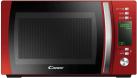 CANDY CMXG 20D R - Mikrowelle - 700 Watt - Garraumvolumen 20 Liter - Rot