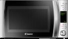 CMW 22D S - Micro-ondes - 800W - Timer jusqu'à 95 minutes - Argent