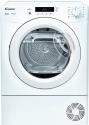 CANDY SLH D813A2-S - Sèche-linge - Classe d'efficacité énergétique A++ - Capacité max. (kg): 8 - blanc