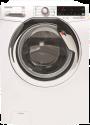 Hoover DXOA 610AHC3/1-S - Lavabiancheria - Classe di efficienza energetica: A+++ - Capacità max: 10 kg - Bianco
