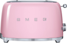 smeg 50's Retro Style - Toaster - 2 Scheiben - Pink