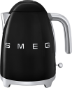 smeg 50's Retro Style - Wasserkocher - 1.7 L - Schwarz