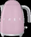 smeg 50's Retro Style - Wasserkocher - 1.7 L - Pink