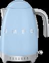 smeg 50's Retro Style - Wasserkocher - Mit variablen Temperaturen - Blau