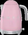 smeg 50's Retro Style - Wasserkocher - Mit variablen Temperaturen - Pink
