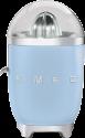 smeg 50's Retro Style - Spremiagrumi - Con filtro in acciaio inox - Blu