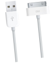 cellularline dock cable USB - per Apple iPhone 3/3GS o 4/4S - bianco