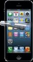 cellularline Displayschutzfolie - für iPhone 5 - Transparent